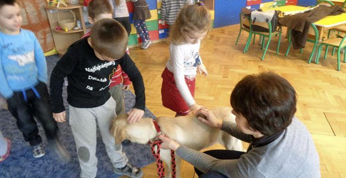 Bilo lubi dzieci