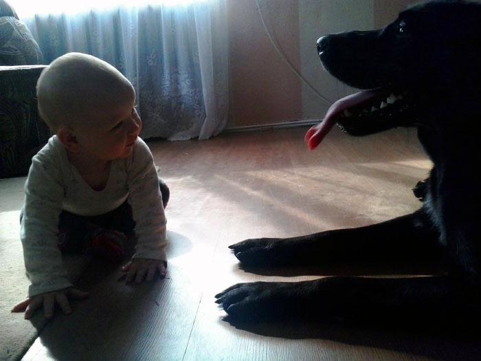 Edi i dziecko