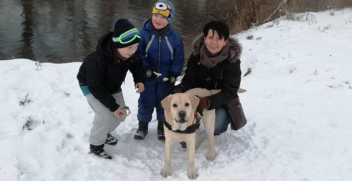 Labrador Lucjan