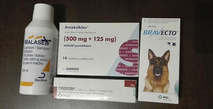 Leki dla Kiry